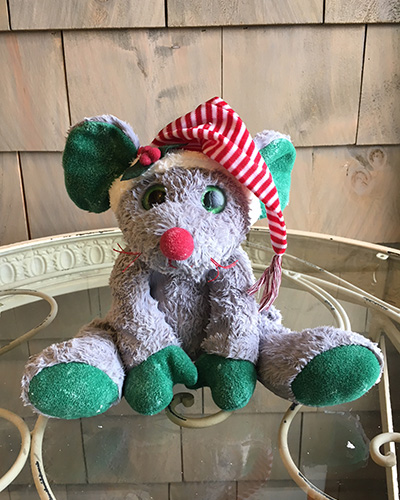 Balsam Fir <br />Little Dickens Mouse