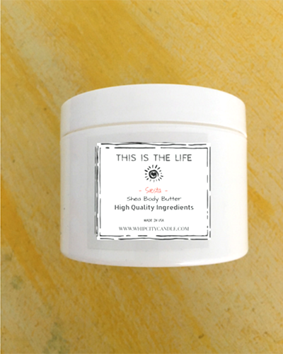 Siesta <br /> 8oz. Shea Body Butter