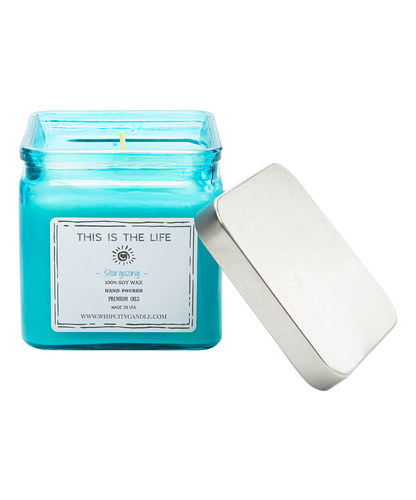 Stargazing<br /> 19 oz. Soy Jar Candle