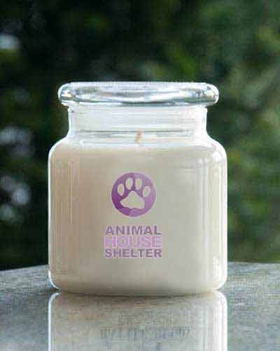 Baby Fresh <br /> 16 oz. Animal House Shelter  Jar