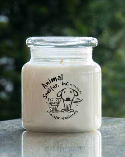 Grandma's Kitchen <br /> 16 oz. Animal Shelter Inc. Jar
