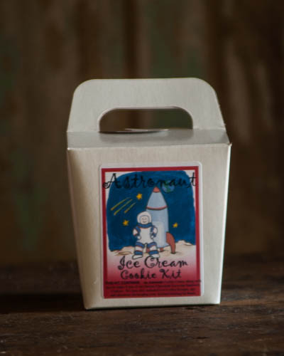 Astronaut Ice Cream Cookie Kit <br /> Cookie Mix