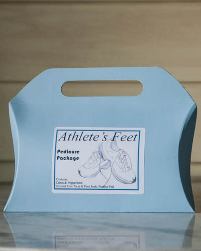 Athletes Feet <br />Feet Care Package