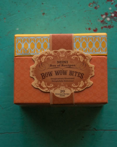 Bow Wow Bites <br />Mini Box of Recipes