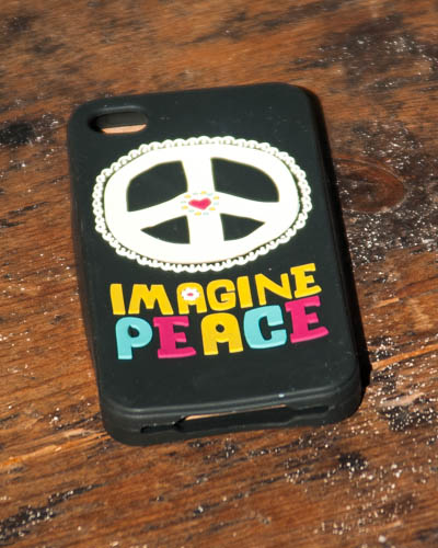 Imagine Peace<br /> Iphone Case