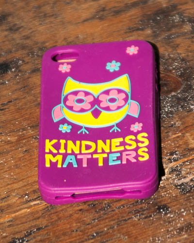 Kindness Matters <br /> IPhone Case