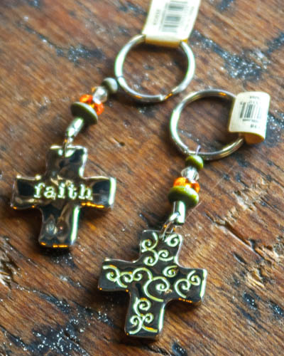 Faith <br /> Token Key Chain