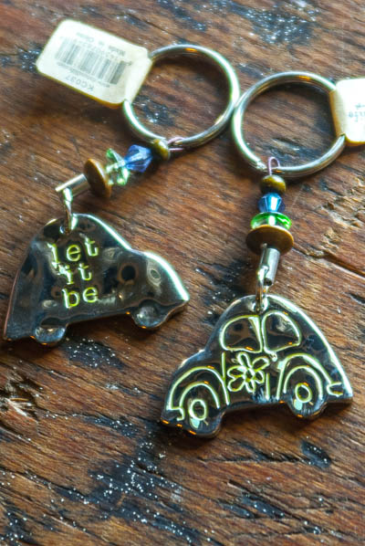 Let It Be <br /> Token Key Chain