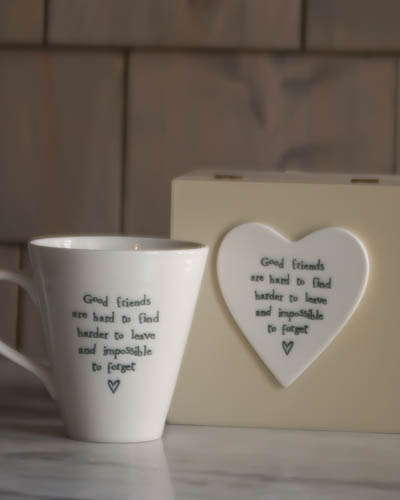 &quot;Good Friends...&quot; <br /> Speciality Boxed Mug