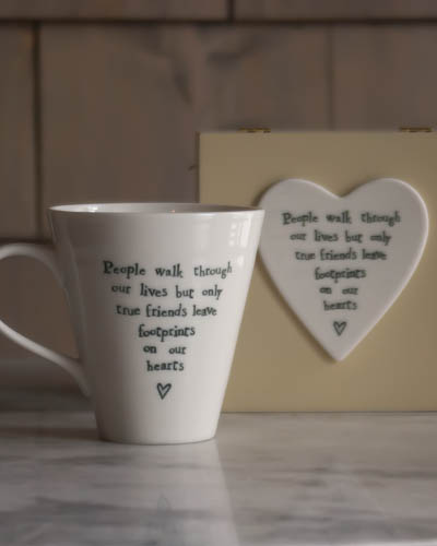 &quot;People Walk...&quot; <br /> Speciality Boxed Mug