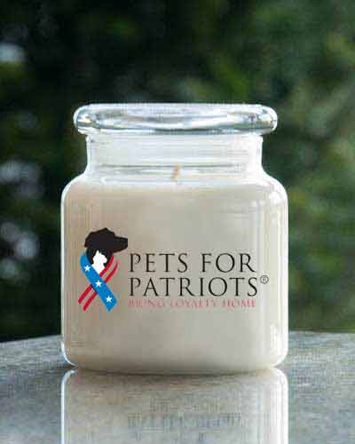 Baby Fresh <br /> 16 oz. Pets For Patriots  Jar