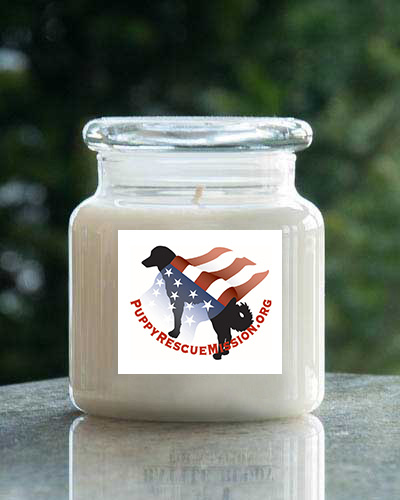Puppy Rescue 16oz. jar