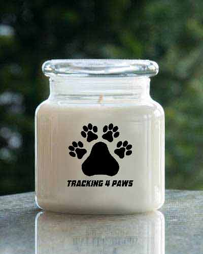 Baby Fresh <br /> 16 oz. Tracking 4 Paws Jar