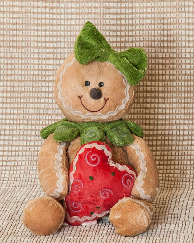 Balsam Fir <br /> Frosted Gingerbread Girl