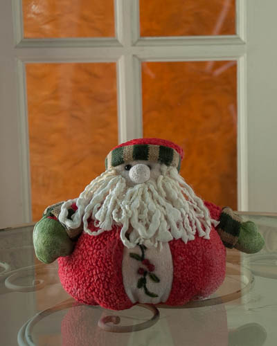 Hliday Cookies <br />Roly Poly Santa