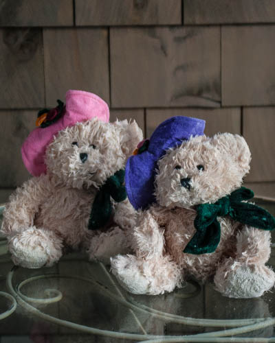 Sunday Hat Bears