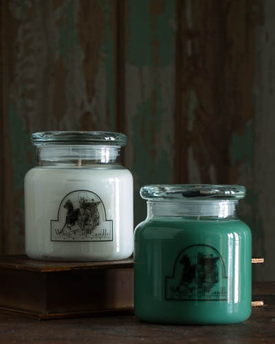 16oz. Soy Jar Candles