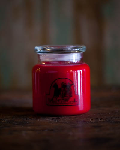 Cinnamon Red Hot<br />16 oz. Soy Jar Candle