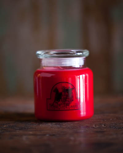 Cranberry<br />16 oz. Soy Jar Candle