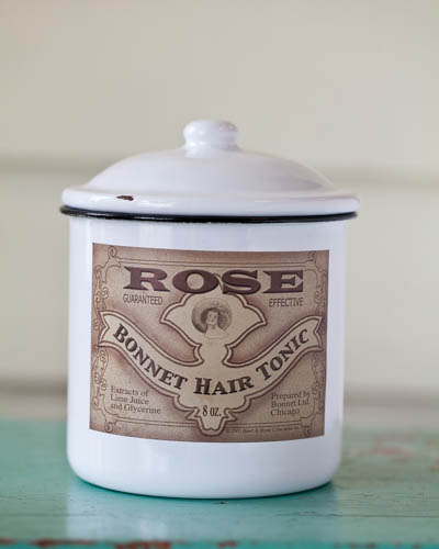 Enchanted Incense <br />19 oz. Soy Enamelware Canister