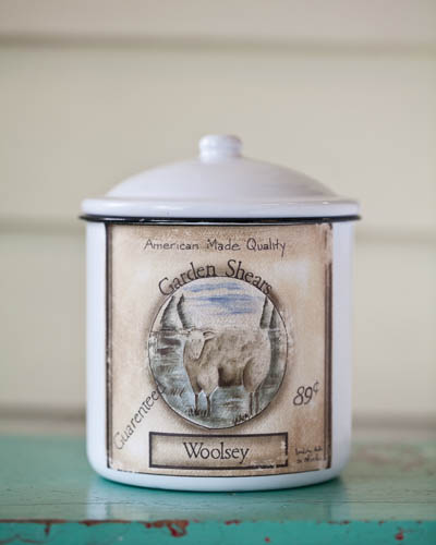 Tall Grasses <br /> 18 ct Soy Melt Tart Canister