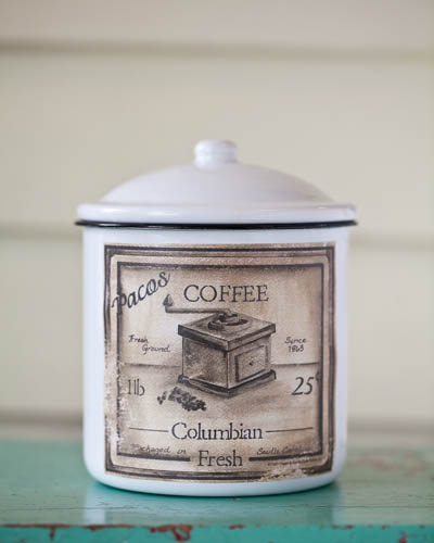 Warm Vanilla <br /> 18 ct Soy Melt Tart Canister