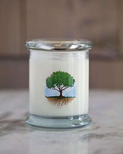 Water Garden<br />7 oz. Pure Soy Jar